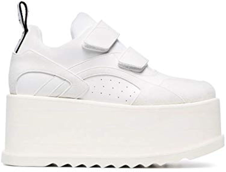 Stella McCartney scarpe da ginnastica Donna 558855W1G949087 Poliuretano Bianco   vendita di liquidazione    Uomini/Donne Scarpa