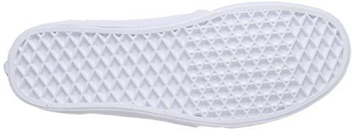 Vans Atwood, Baskets Basses Mixte Adulte Blanc (Canvas/True White/True White)