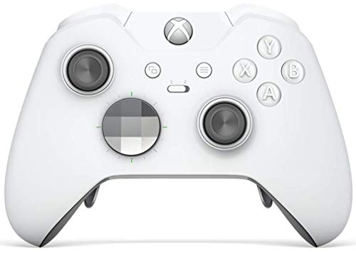 Elite Special Edition White Out 5000+ Modded Xbox One Controller für alle Shooter Spiele, inkl. COD - One Cod Xbox Controller