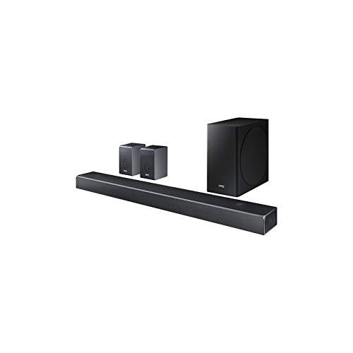 Samsung HW-Q90R Soundbar-Lautsprecher, 7.1.4, 512 W, Grau