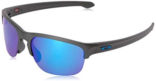 Oakley Herren Sonnenbrille Sliver Edge, Grau (Gris), 65