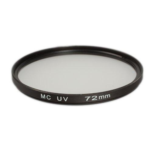 Ares Filtro MC UV da 72�mm fotografico per Tamron SP AF 180�mm f/3.5�DI LD [If] Macro 1: 1