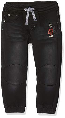 MEK 183MDBM009-290, Pantalon Bébé garçon, Noir (Nero 01 290), 68 cm