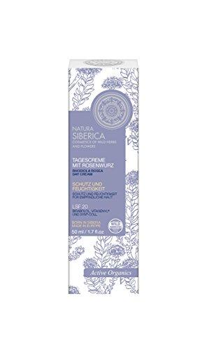 Natura Siberica Tagescreme mit Rosenwurz, 1er Pack (1 x 50 ml)