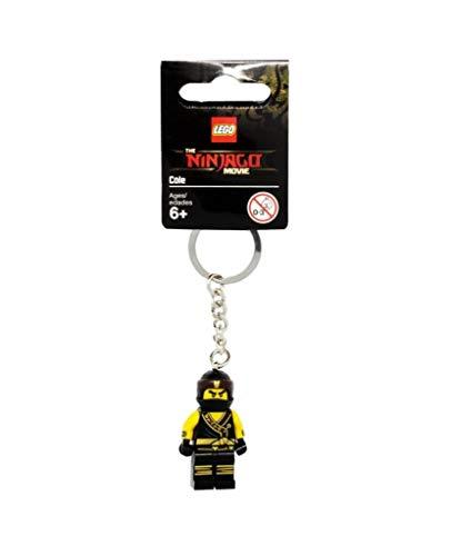 Lego The Ninjago Movie 853697 - Cole Schlüsselanhänger