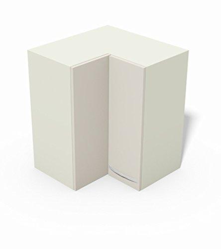 Tosend servizi sas pensile per cucina componibile cm l60 angolare - mod. zenzero colore bianco opaco