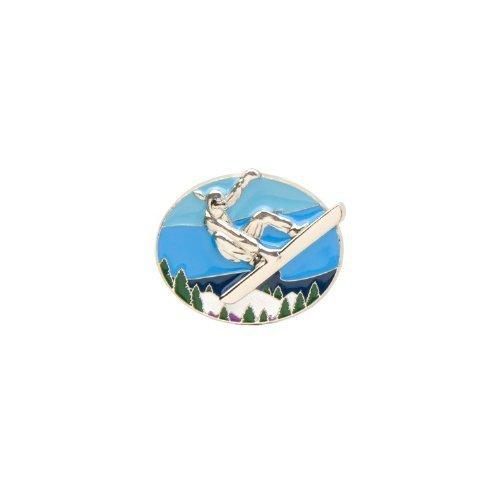 Finders Key Purse Snowboarding Key Finder by Alexx Inc.