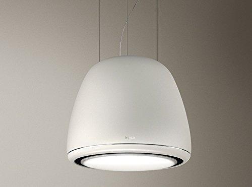 Elica Edith Classic - Campana (Recirculación, 325 m³/h, 40 Db, Colgante, LED,...