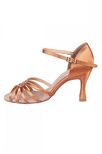 Electric Ballroom Chaussures Daisy avec cristaux Swarovski Hâlé