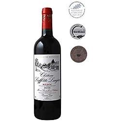 Château Laffitte Laujac 2015 Grand Vin Rouge de Bordeaux Médoc Cru Bourgeois en 1932 Médaille d'Argent Concours Général Agricole de Paris de Bordeaux 2018