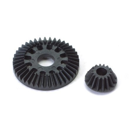 Team Associated 3914 TC3 Differential Ring and Pinion Gear (Ring Pinion Kits)