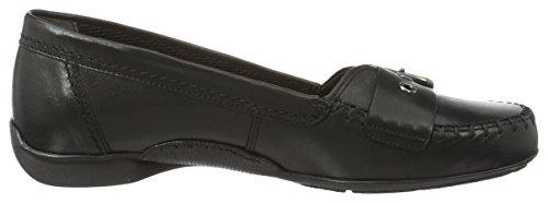 Gabor Shoes Comfort, Ballerine Donna Nero (schwarz 57)