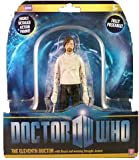Doctor Who The Eleventh Doctor Wearing Straight Jacket