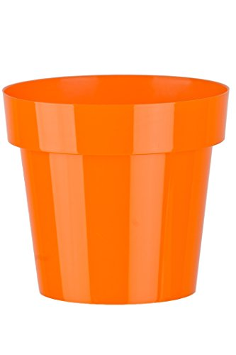 flower-pots-10-colours-3-sizes-gloss-plastic-plant-pots-planterclassic-look-18-cm-orange