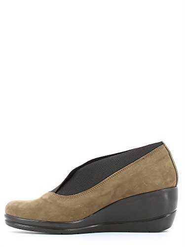 GRACE SHOES 533 Mocassino Donna Nero