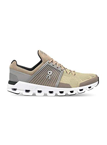 Zapatillas On Running Cloud Swift Sand Grey Hombre