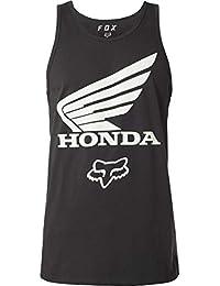 Fox Honda Premium Tank - Camiseta de Tirantes (Negro 602feeb353a