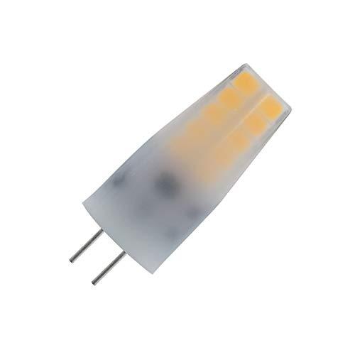 Bombilla LED G4 Frost 2.5W (12V) Blanco Neutro 4000K efectoLED
