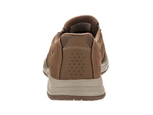 Rockport - Chaussures à enfiler pour hommes Tan Nbk