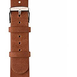 Meller Dag Camel - Unisex Leather Watch Strap