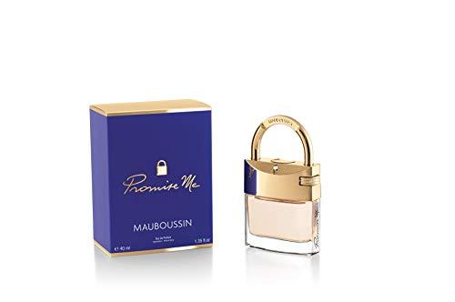Parfum pour femme Mauboussin - Parfum féminin Promise Me - Eau de parfum, 40 m