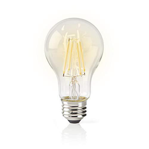 TronicXL WiFi WLAN Lampe Filament Retro Design LED Leuchtmittel Smart Glühlampe E27 für amazon Alexa Google Home