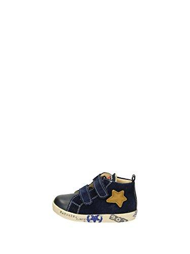 Naturino FALCOTTO1427VL Sneakers Strappo Bambino Blu 19