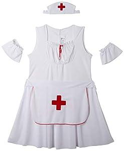 Générique-aq03014/M-Sexy Enfermera Talla M-38/40