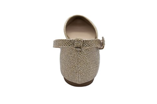 London Footwear - Ballet donna Oro (oro)