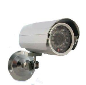 001066 CAMERA COULEUR INFRAROUGE 36 LED CCD 6mm Objectif Sécurité Coffre-fort Ccd 36 Led