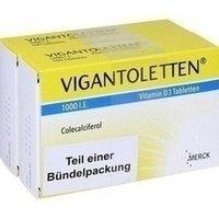 Vigantoletten 1000 I.E, 200 St. Tabletten