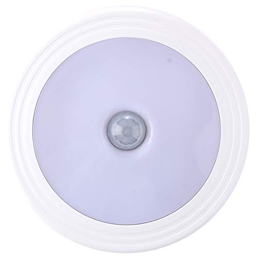 Nachtlicht mit Bewegungsmelder, Kingnew Drahtlose LED Batterie Powered Sicherheits-Beleuchtung mit Bewegungsmelder, Innen Für Treppen, Schlafzimmer, Küchen