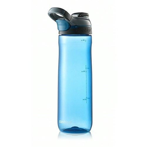 Contigo Trinkflasche Cortland Monaco/Grey, 720 ml - Contigo Autoseal Deckel