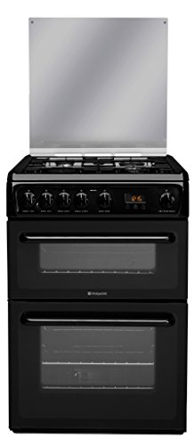HOTPOINT COOKERS Gas Double 60cm Best Price and Cheapest