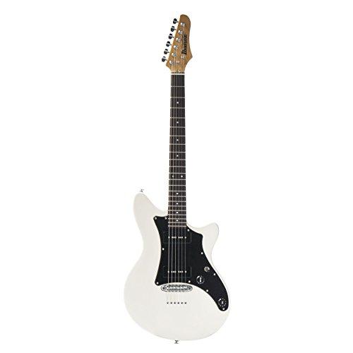 Ibanez E-Gitarre 6-Saiter Roadcore Prestige inklusive Koffer made in Japan - Sondermodell - AWF - Antique White Flat