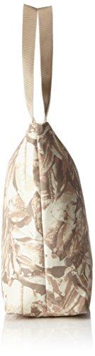Timberland Tb0m5477, Borsa a Spalla Donna, 12.5 x 35.5 x 34.5 cm (W x H x L) Beige (Boulder)