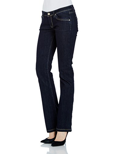 Cross Jeans H 480-260 Damen Jeanshosen/ Lang, Boot-Cut rinsed (277)