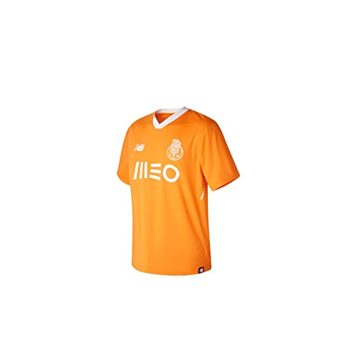 New Balance Liverpool Fc 2017/18 Camisa de visitante Junior, Blanco, Junior L