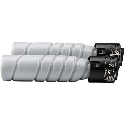 Compatible para Konica Minolta Bizhub 185 Cartucho de Tóner A1UC050 TN116 Negro 11000 páginas