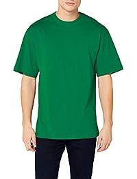 Urban Classics Herren T-Shirt Tall Tee, Farbe c.green, Größe 5XL
