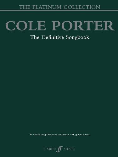Cole Porter Platinum Collection: (Piano/ Vocal/ Guitar)