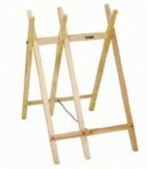 Preisvergleich Produktbild Triuso Sägebock für Kettensäge Holzsägebock Bock Sägegestell