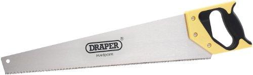 Draper DIY Series 09222 20-Inch Soft-Grip Hardpoint Handsaw