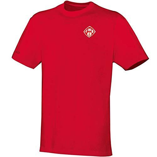 Preisvergleich Produktbild JAKO FC Würzburger Kickers T-Shirt Team 2018 / 2019 rot rot,  XL