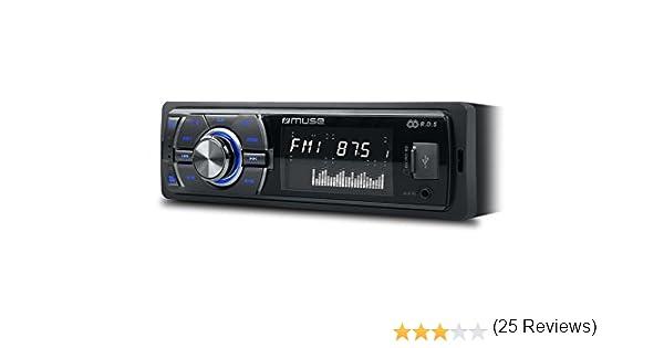 Muse M-092 MR Autoradio mp3 SD//SDHC USB 4 x 20 W