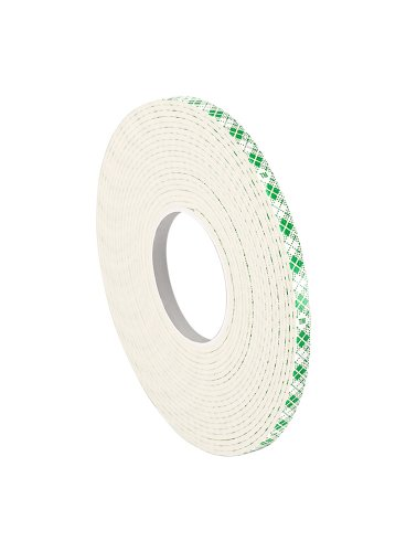 tapecase-0125-5-4032-double-coated-foam-tape-converted-from-3m-4032-0125-inches-x-5-yards