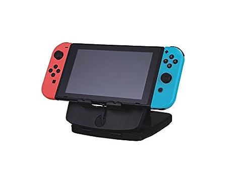 QUMOX Multifunctional Stand & Jeu Boîte de cartes Storage Slot Case pour Nintendo Switch