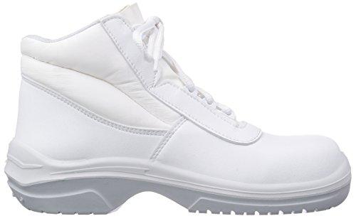 MTS M- Creon S2 15207 Unisex-Erwachsene Sicherheitsschuhe Weiß (Weiß)
