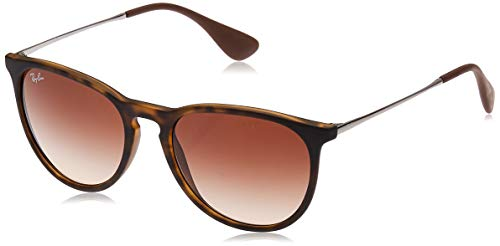 Ray-Ban MOD. 4171 Ray-Ban Sonnenbrille MOD. 4171 Oval Sonnenbrille 54, Braun