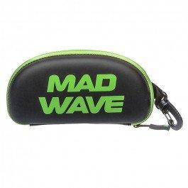 Mad Wave Schwimmbrillenetui - Grün